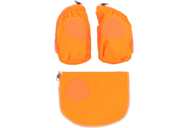 ergobag Pack/Cubo/ Cubo Light Sicherheitsset 3tlg. orange orange