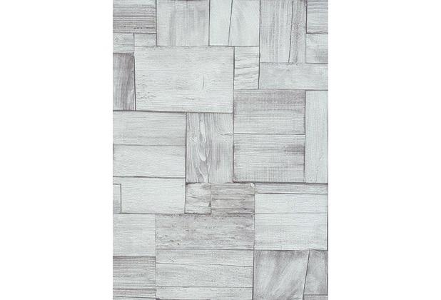 erismann strukturtapete auf vlies 581901 countryside muster motiv grau. Black Bedroom Furniture Sets. Home Design Ideas