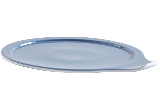 Eschenbach Porzellan COOK&SERVE Deckel für Kasserolle 16 cm grau-blau