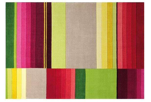ESPRIT Teppich Block Pattern ESP-3622-01 multicolour 90 x 160 cm
