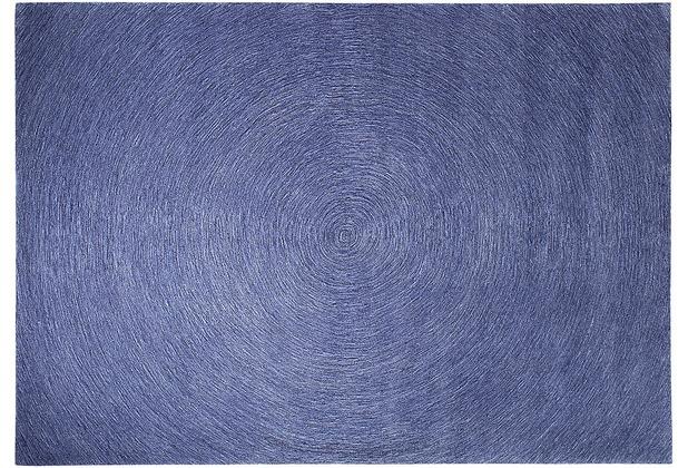 ESPRIT Teppich Colour in Motion ESP-3307-02 blau 70 x 140 cm