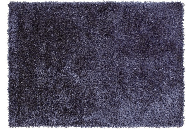 ESPRIT Hochflor-Teppich Cool Glamour ESP-9001-16 blau 70 x 140 cm