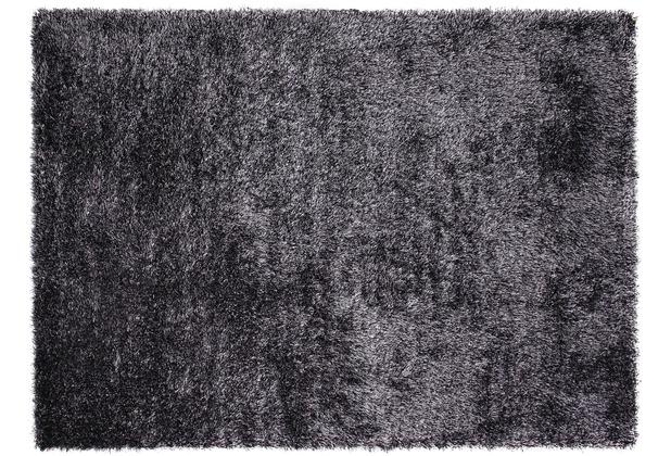 ESPRIT Hochflor-Teppich Cosy Glamour ESP-0400-92 grau 60 x 110 cm