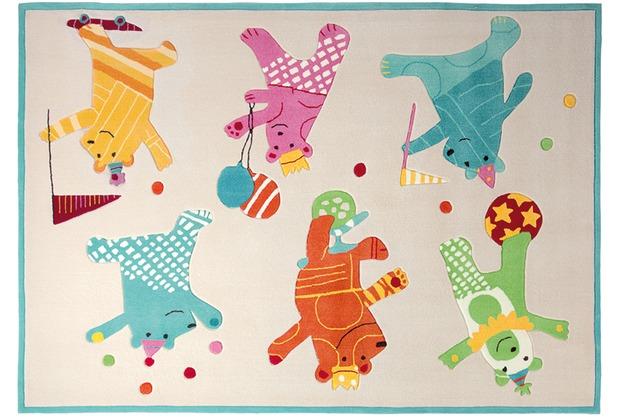 ESPRIT Kinderteppich Dancing Bears ESP-3818-02 70 cm x 140 cm
