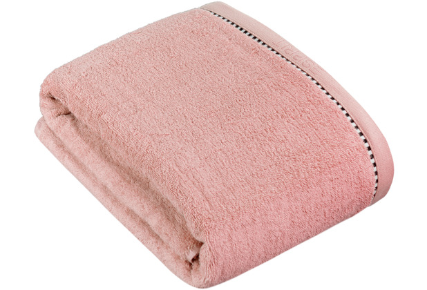 """ESPRIT Frottierserie \""""Box Solid\"""" rose Badetuch 100 x 150 cm"""