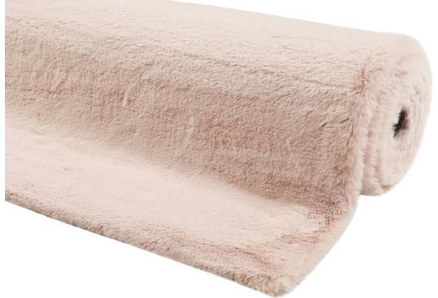 ESPRIT Hochflor-Teppich Alice ESP-4377-01 pink 70x140