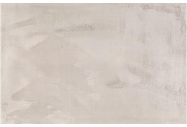 ESPRIT Hochflor-Teppich Alice ESP-4377-02 hellgrau 70x140