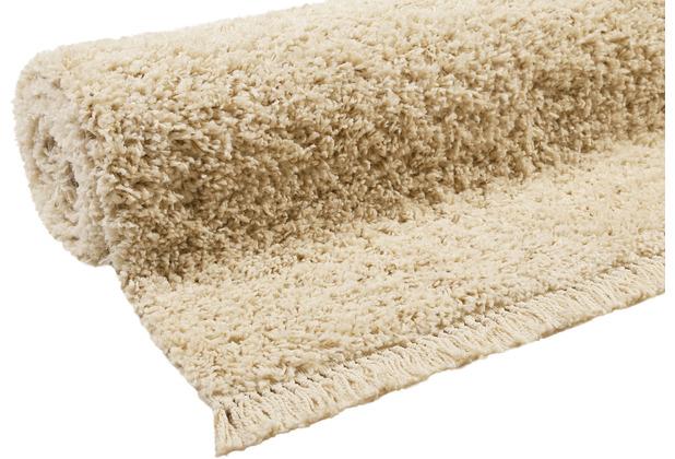 ESPRIT Hochflor-Teppich Dantep ESP-80261-060 creme beige 80x150