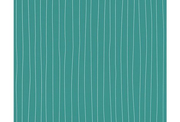 ESPRIT Streifentapete Urban Spring, Vliestapete, grau 10,05 m x 0,53 m