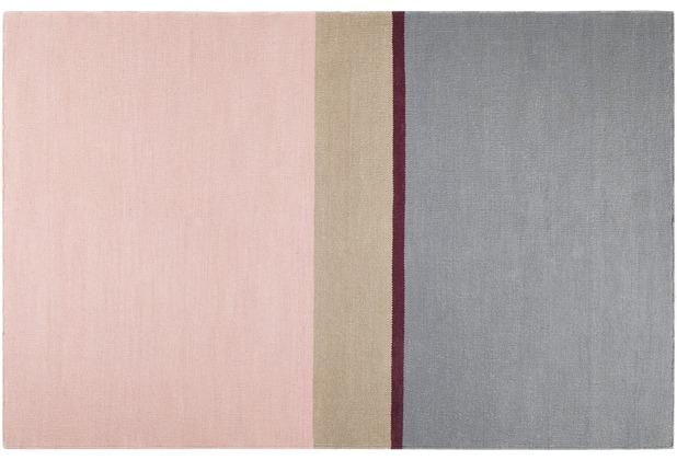 ESPRIT Kelim-Teppich Midas Kelim ESP-6218-03 rosa 80x150 cm