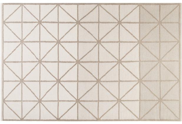 ESPRIT Kelim-Teppich Noora Kelim ESP-6226-04 grau 80x150 cm
