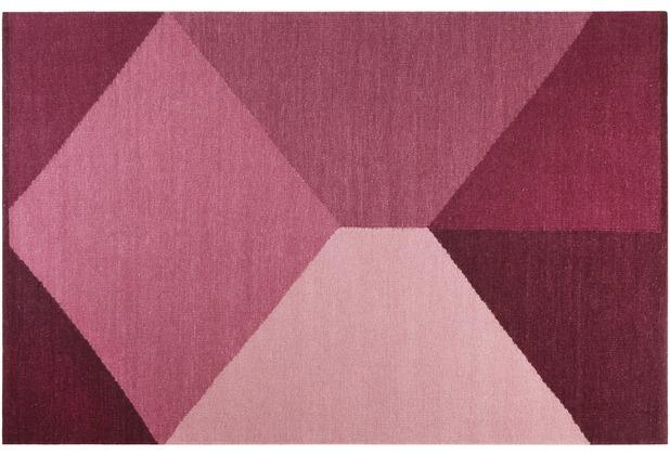 ESPRIT Kelim-Teppich Southlandl Kelim ESP-6217-02 rot 80x150 cm