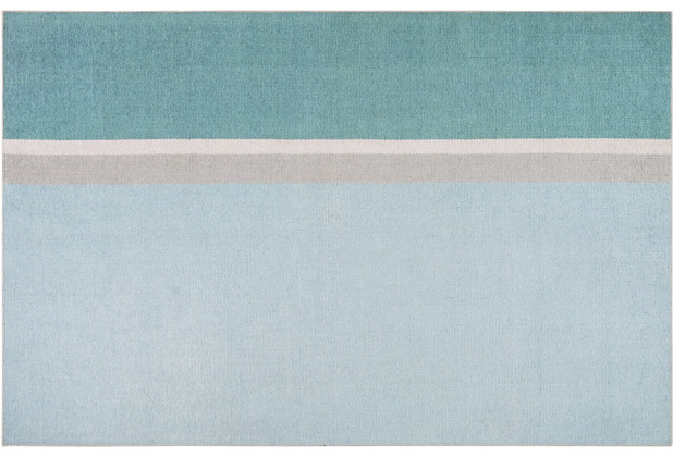 ESPRIT Kurzflor-Teppich SALT RIVER ESP-10004-06 grau blau 60x100