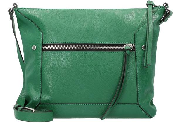 ESPRIT Mia Umhängetasche 32 cm emerald green