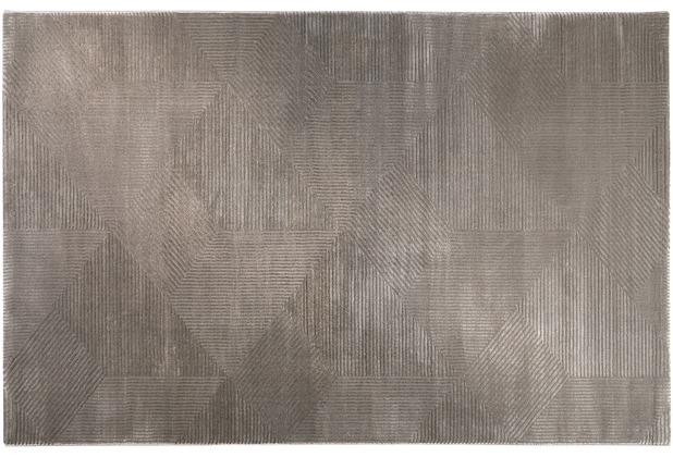 ESPRIT Moderne Teppiche Velvet Groove ESP-8780-097 taupe 80x150 cm