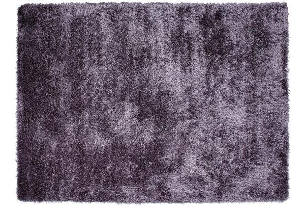 ESPRIT Hochflor-Teppich New Glamour ESP-3303-04 grau 120 x 180 cm
