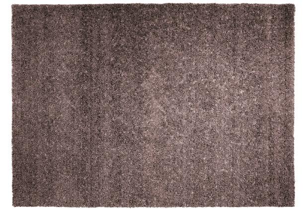 ESPRIT Hochflor-Teppich Spacedyed ESP-3410-01 braun 70 x 140 cm