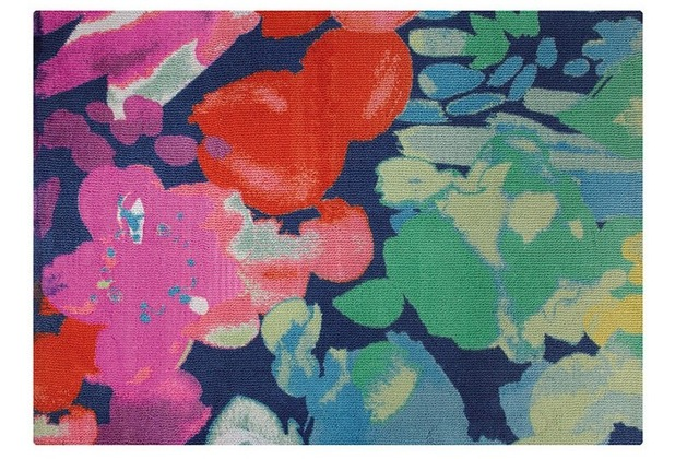ESPRIT Teppich Spring Flower ESP-0200-01 multicolour 115 x 170 cm