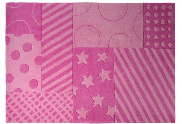 ESPRIT Kinderteppich Stars and Stripes ESP-3816-03 70cm x 140cm