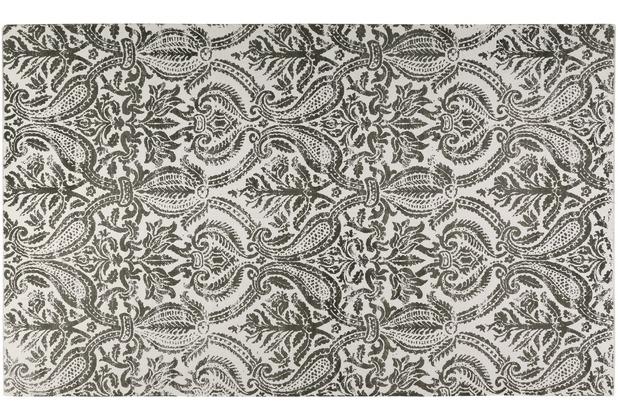 ESPRIT Teppich Arvid Kelim ESP-6123-01 weiß 80x150