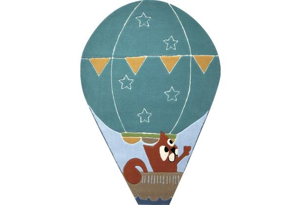 ESPRIT Kinderteppich Balloon ESP-4014-02 130 cm x 180 cm
