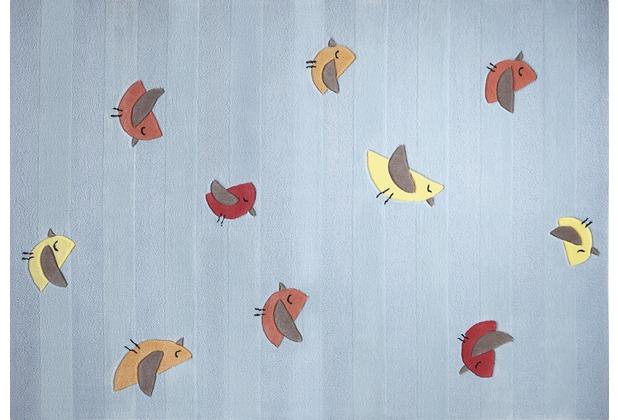ESPRIT Teppich, Birdie, ESP-4012-04 70 cm x 140 cm