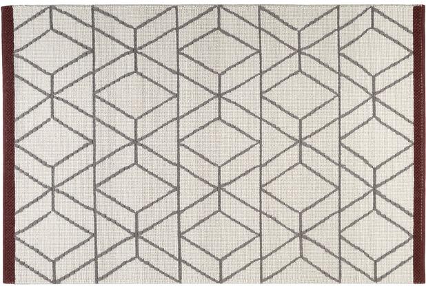 ESPRIT Teppich Hexagon ESP-7703-01 beige 60x110