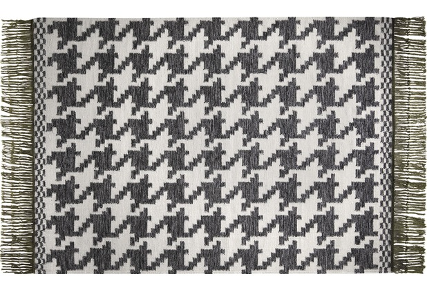 ESPRIT Teppich Houndstooth ESP-1402-01 60 cm x 110 cm