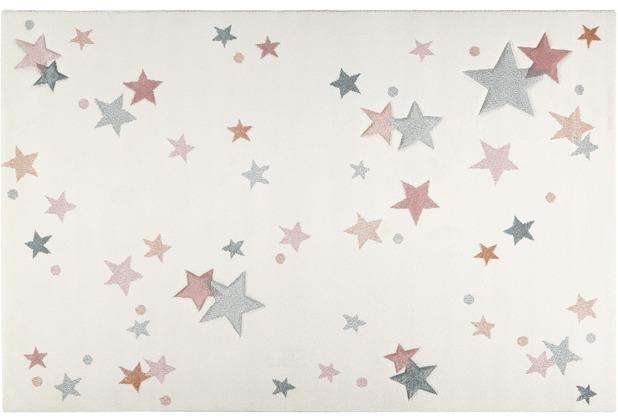 ESPRIT Teppich Jonne ESP-4639-060 weiß 80x150