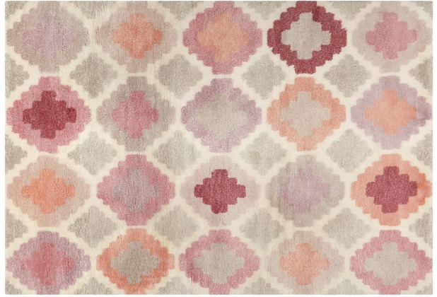 ESPRIT Teppich Nilas Haute Kelim ESP-6011-07 pink 80x150