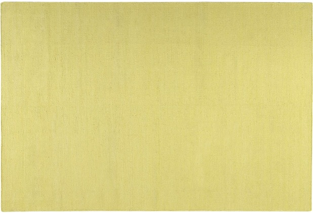 ESPRIT Handwebteppich Rainbow Kelim ESP-7708-01 gelb 60 cm x 110 cm