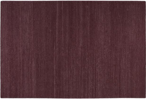 ESPRIT Handwebteppich Rainbow Kelim ESP-7708-03 rot 60 cm x 110 cm