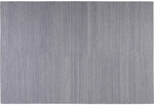 ESPRIT Handwebteppich Rainbow Kelim ESP-7708-06 grau 60 cm x 110 cm