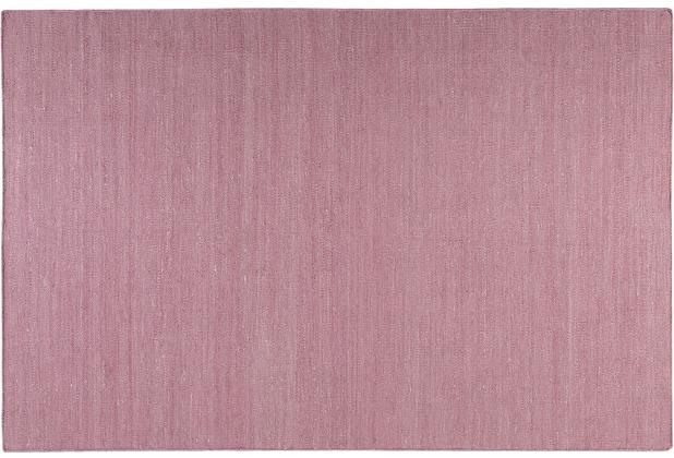 ESPRIT Handwebteppich Rainbow Kelim ESP-7708-09 rot 60 cm x 110 cm