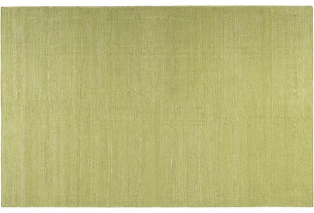 ESPRIT Handwebteppich Rainbow Kelim ESP-7708-11 grün 60 cm x 110 cm