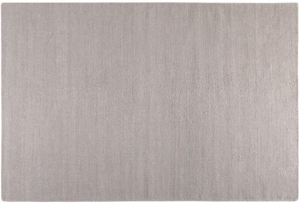 ESPRIT Handwebteppich Rainbow Kelim ESP-7708-15 grau 60 cm x 110 cm