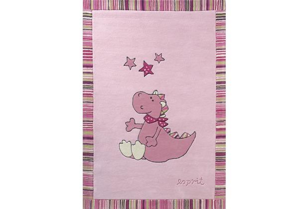 ESPRIT Teppich Sweet dragon ESP-504-01 pink 70x140