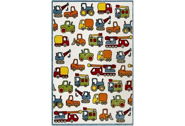 ESPRIT Teppich Vehicles ESP-21977-110 multicolor 80x150