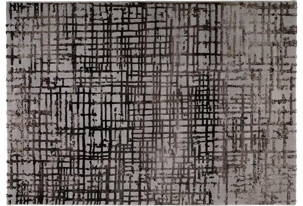 ESPRIT Teppich Velvet grid ESP-3385-095 braun 80x150