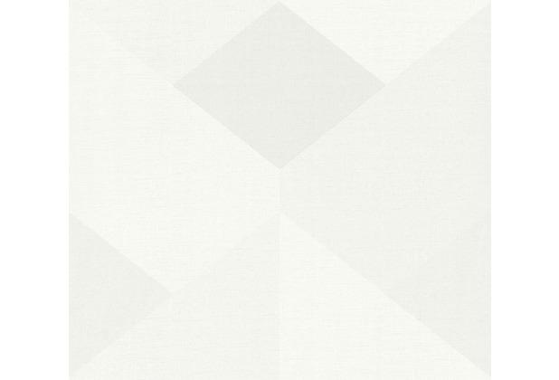 ESPRIT Vliestapete Afternoon Haze Tapete geometrisch grafisch grau 10,05 m x 0,53 m