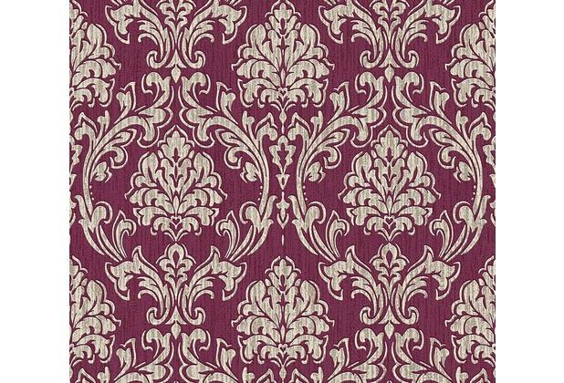 ESPRIT Vliestapete Eccentric Luxury Tapete creme metallic rot 10,05 m x 0,53 m