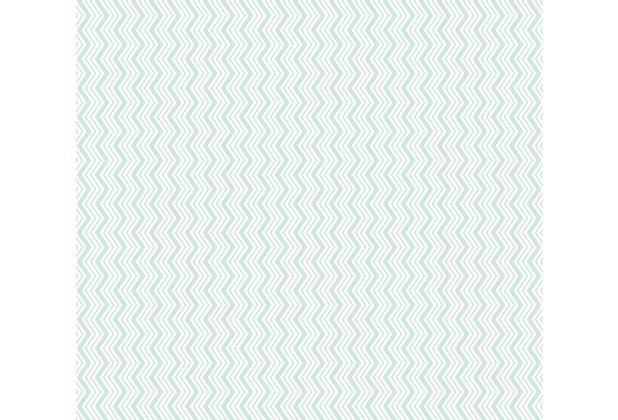 ESPRIT Vliestapete ECO Ökotapete PVC-frei grün metallic weiß 358183 10,05 m x 0,53 m