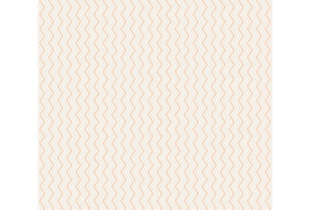 ESPRIT Vliestapete ECO Ökotapete PVC-frei metallic rosa weiß 358182 10,05 m x 0,53 m
