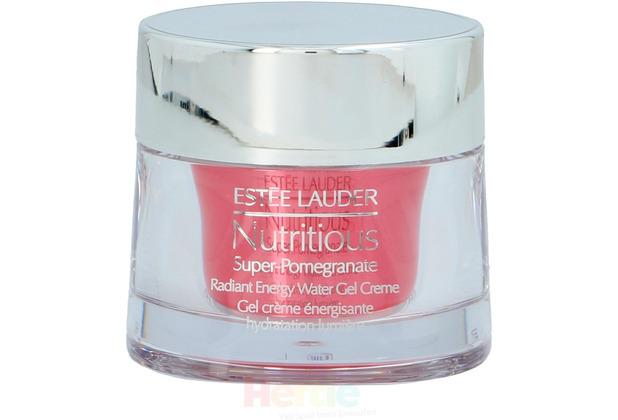 Estee Lauder E.LAuder Nutritious Radiant Energy Water Gel Creme 50 ml