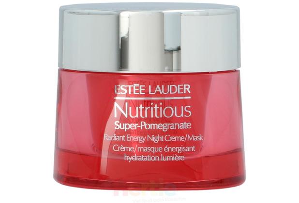 Estee Lauder E.Lauder Nutritious Radiant Night Creme/Mask - 50 ml