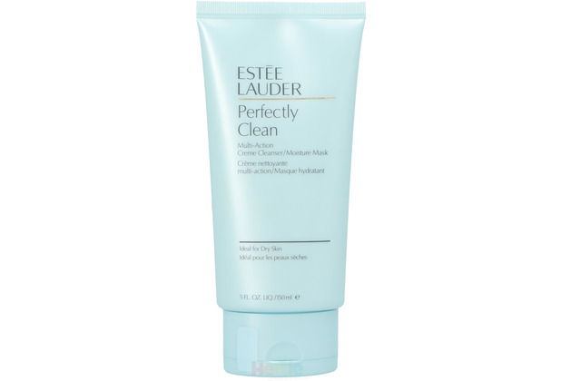 Estee Lauder E.Lauder Perfectly Clean Creme Cleanser Mois. Mask All Skin Types - Dry Skin - Multi Action 150 ml