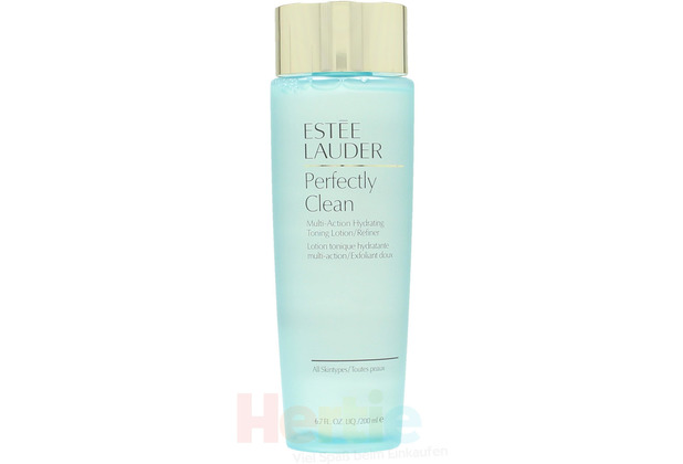 Estee Lauder E.Lauder Perfectly Clean Toning Lotion/Refiner All Skin Types - Multi-Action Hydrating, Gesichtswasser 200 ml