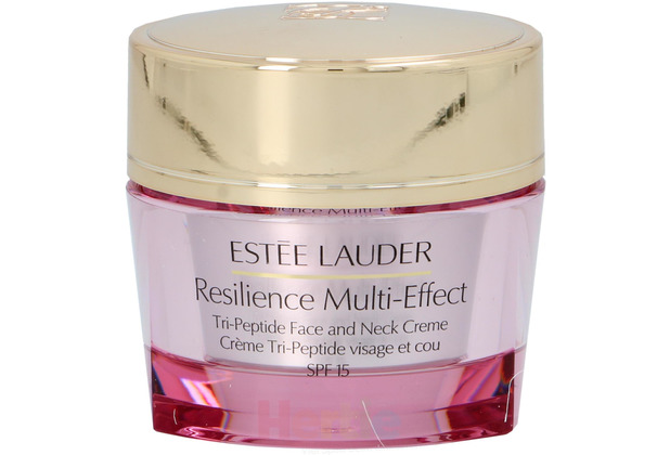 Estee Lauder E.Lauder Resil. Multi-Effect Face Neck Creme SPF15 Normal/Combination Skin, Gesichtspflege 50 ml