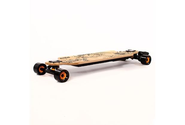 Evolve Bamboo GT Street E-Skateboard
