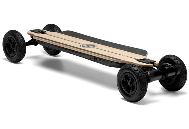 Evolve Bamboo GTR All Terrain - E-Skateboard